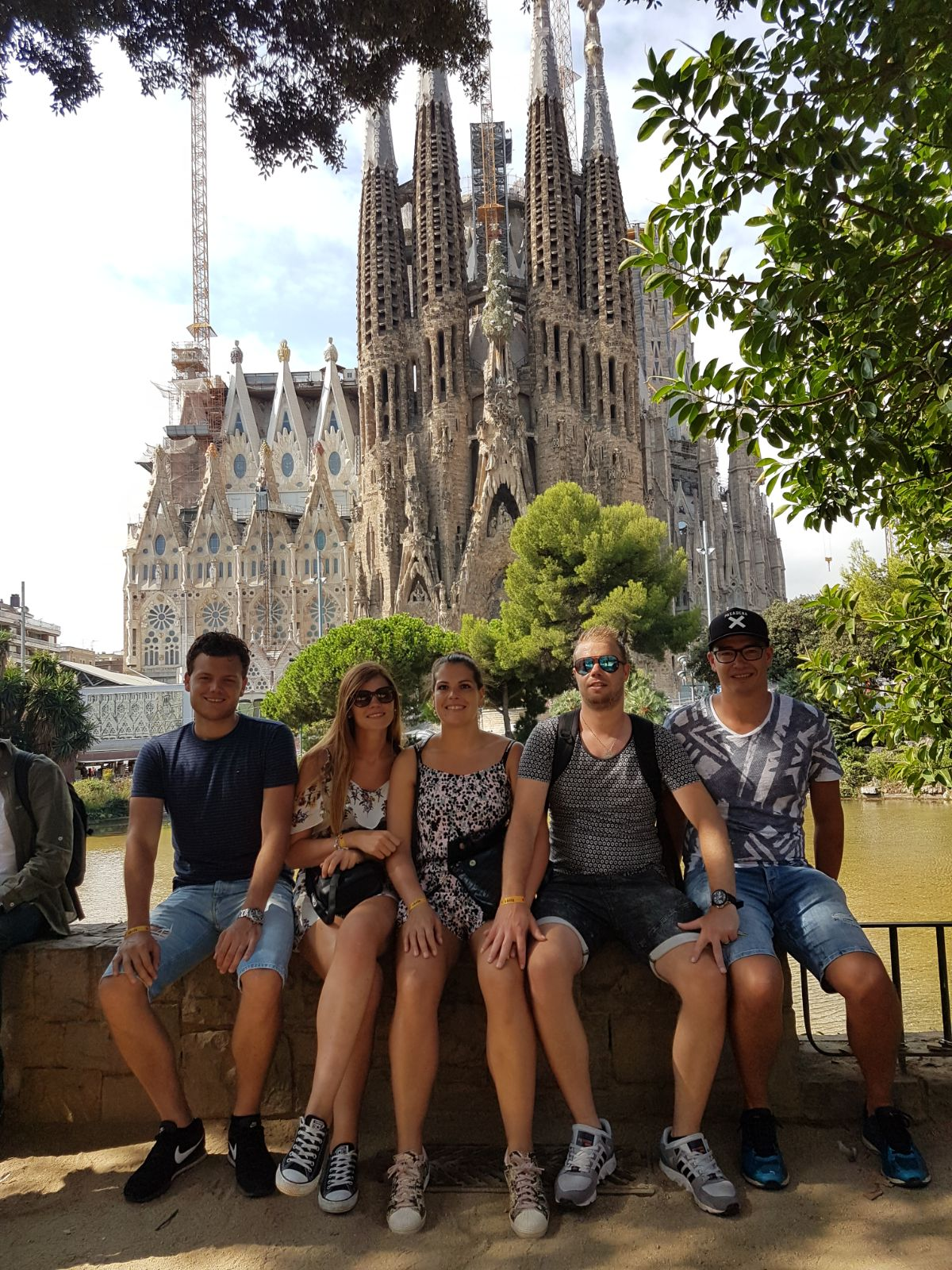 Bike tour and Sagrada Familia